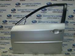 Дверь FL Impreza WRX STI GRF 2010 [60809FG0109P], левая передняя 60809FG0109P