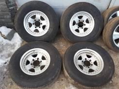 Колеса CV645+шина Bridgestone Dueler H/L 265/70R16