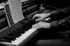 Пианисты.