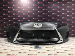 Бампер для Toyota Corolla 150 в стиле Lexus