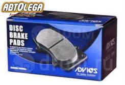 Колодки перед. Advics Toyota Camry/Vista SV32/33/VZV30/31/32/33 90-94 SN643