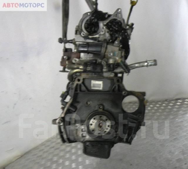 Двигатель OPEL Meriva 2005, 1.3 л, дизель (Z13DTJ)
