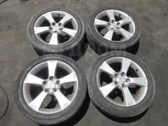 Комплект колес на литье Mazda. Без пр. по РФ 205/50/17