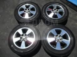 Комплект колес на литье Toyota . Без пр. по РФ 195/65/15 2019г Япония.