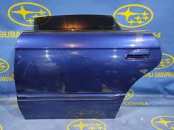 Дверь задняя левая на Subaru legacy BE BH