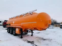 Rigual. Полуприцеп бензовоз S3NA-30R