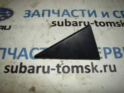 Накладка треугольная двери RR наруж Impreza WRX STI GRF 2010 [62134FG001], правая задняя 62134FG001