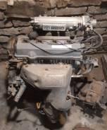 Двигатель в сборе 4SFE от Toyota Carina ED ST200