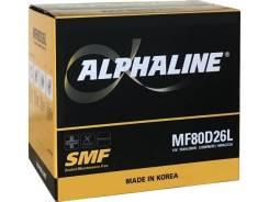 Alphaline. 70А.ч., Обратная (левое), производство Корея
