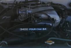 Двигатель 5VZ в разбор по запчастям.