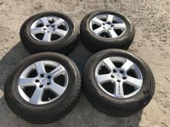 215/65 R16 Dunlop SJ8 литые диски 5х112 (K26-1611)