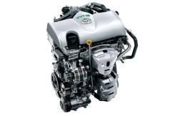 Контрактный двигатель Toyota установка, гарантия