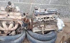 Двигатель на Москвич 407