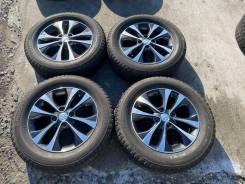 185/65 R15 Bridgestone Ice Partner литые диски 4х100 (K26-1502)