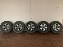 Колеса на TLK 100 5 шт R16