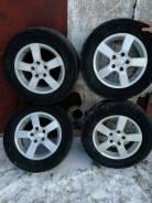Комплект колес R15 на зимней резине