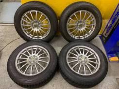 225/60R17 зима литьё Bridgestone 5/100 Subaru XV Forester