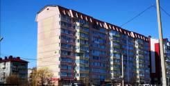 1-комнатная, улица Дзержинского 40. МЖК, частное лицо, 44,0кв.м. План квартиры