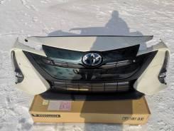 Бампер передний Toyota Prius 52 / Prime в Сборе!