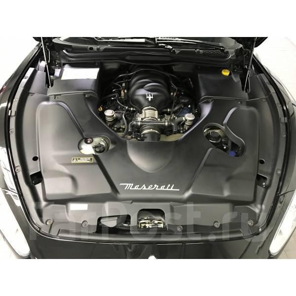 Двигатель Мазерати 4.2 комплектный
