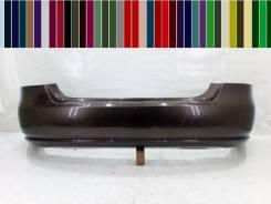 Бампер Фольксваген Поло (VW Polo) 2015 в цвет