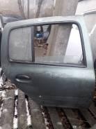 Дверь задняя правая Renault Clio-Symbol 1998-2008 [7751472477]