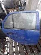 Дверь Skoda Fabia Mk1 1999-2007 [6Y6833052] 1, задняя правая в Вологде
