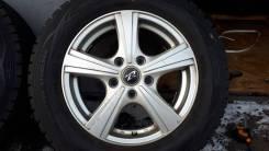 Диски 5х114 .3 + 195/65/15 Dunlop WM 01