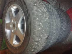 Шипованные колеса Hakkapelitta 185/70 R14 на литье 5х100