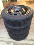 Зимние колеса Triangle 165/70 R14 на дисках VW 5х100