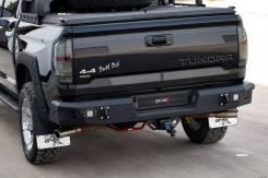 Бампер усиленный задний BMS PRO-Line для Toyota Tundra 2014-2020