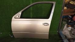 Дверь передняя целая левая в сборе! Toyota Vista ZZV50