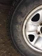 Колесо в сборе R16, 5x150, 275/70R16 Dunlop