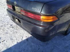 Бампер задний Toyota Mark2 GX90 1GFE