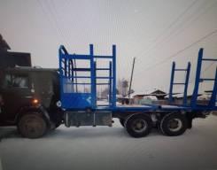КамАЗ. Продам Камаз 5320 лесовоз, 210куб. см., 20 000кг., 6x4