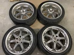 Rays Volk Racing GT-7 japan R18 5*114.3 8j et37/ 9j et38 + шины пара