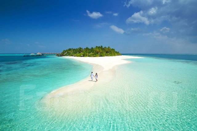 Мальдивы. Мале. Пляжный отдых. Райские Мальдивы