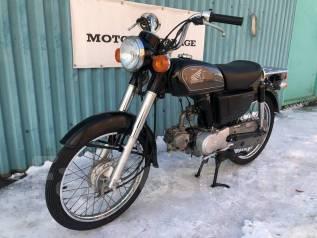 Honda Benly CD-50. 49куб. см., исправен, без птс, без пробега