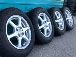 Комплект литых дисков R14-4-100+175/65R14 Зима