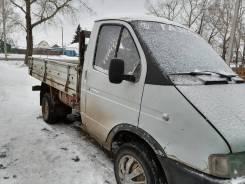 ГАЗ 330210. Продам газель 330210, 2 400куб. см., 1 500кг., 4x2