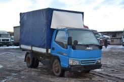 JMC 1051. Тентованный грузовик , год выпуска 2007. Без НДС., 2 771куб. см., 1 690кг., 4x2