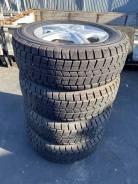 Комплект зимних колес на литье 195 65 14 Б/П по РФ DE-17