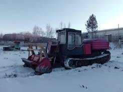 Сибирь-Техника ТЛП-4М. Мульчер гусеничный ТЛП-4М