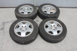 Комплект колес Dunlop Enasave RV504 Mazda 215/65R15 195/70R15