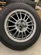 A-Tech Schneider MID R14 4*100 5.5j et45+ 175/65R14 Bridgestone Blizza