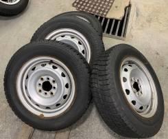 175/70R14 Bridgestone Ice Partner Japan + диски 4*100 4*114.3 5j