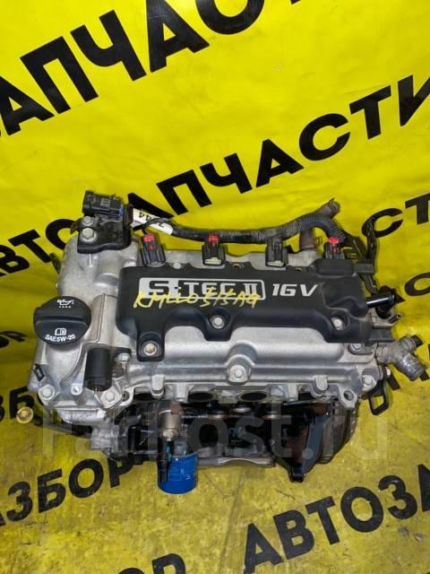 Двигатель B12D2 В Наличии! Пробег 500км! Chevrolet Spark /Aveo