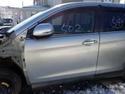Продам дверь левую переднюю на Honda CR-V RM