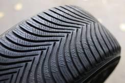 Michelin Alpin 5. зимние, без шипов, 2017 год, б/у, износ 20%