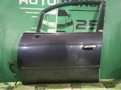 Дверь передняя левая Honda Odyssey Absolute 2003 краска RP36P